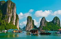 Best of Vietnam, Cambodia and Thailand Tour