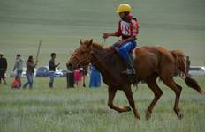 A Classic Journey of Mongolia with Naadam Festival (15 days / 14 nights) Tour
