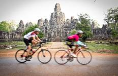 Road Biking from Saigon to Angkor Tour