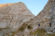 Bivouac Hiking to Jezerca through the Lakes Tour