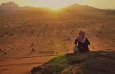 Petra, Jerash & Wadi Rum 3D/2N (from Jerusalem/Tel Aviv) Tour