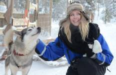 Adventure to Finnish Lapland, Saariselka Tour