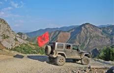 Off Road in Albania Tour