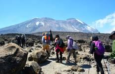 Mount Kilimanjaro Marangu Route Tour