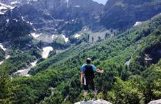 Hiking in Albanian Alps Tour