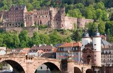 Northern Europe : The valleys of the Neckar, the romantic Rhine, the Moselle and the Saar Tour