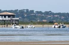 Three Mighty Rivers - The Gironde Estuary and Arcachon Bay Tour