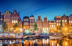 Amsterdam & Bruges - From Bournemouth Tour