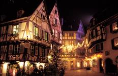 Christmas Markets in Alsace Tour