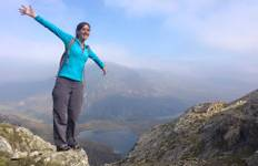 Snowdonia - the highest mountain in Wales Tour