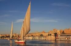 Old Cairo & Felucca Ride Tour