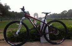 Pedalling Delhi Tour