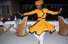 Bollywood Dance Class Tour