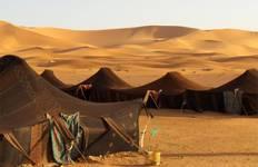 Zagora & Merzouga Desert Adventure 4D/3N Tour