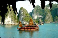 Halong Bay Party Boat 3D/2N Tour