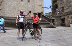 The Way of St. James BikeTour (BASIC - Self- GuidedTour) Tour