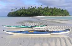 Tonga Kayak Adventure Tour