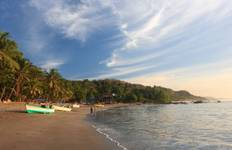 Montezuma Backpackers Beach Escape 4D/3N Tour