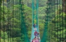 Costa Rica Eco Adventure End San Jose Summer Tour