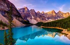Spectacular Canadian Rockies Tour
