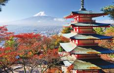 Splendours of Japan with Hiroshima Tour