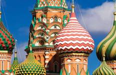 Wonders of St Petersburg and Moscow Tour