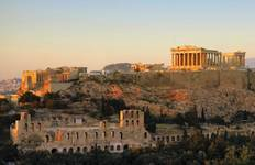 Best of Greece with 3Day Aegean Cruise Tour