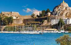Secrets of Greece including Corfu with Santorini Extension Tour