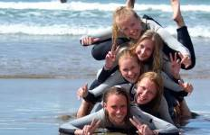 5 Day Surf Camp - The Ultimate Experience Tour