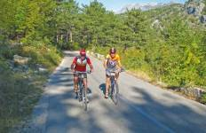 North Dalmatia Bike and Boat - Deluxe Tour