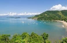 Andes & Amazon between Rio de Janeiro and Buenos Aires via Uruguay including Carnival Tour