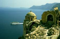 Iconic Aegean with 3-Night Cruise Tour