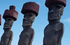 South America Getaway with Amazon, Santiago & Easter Island Tour
