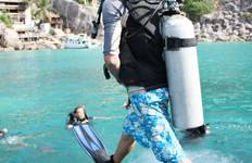 PADI Open Water Diver Course and Advanced Open Water Package Koh Tao Tour