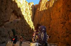 Rock Climbing & Adventure in Todra Gorge Tour