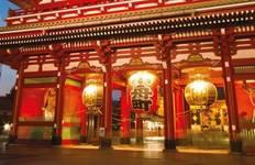 Japan Highlights (6 destinations) Tour