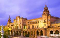 Barcelona, Madrid with Toledo, Seville, Cordoba & Torremolinos Tour