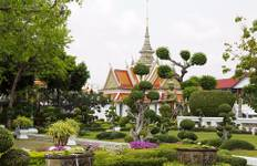 Best of Thailand with Siem Reap Tour