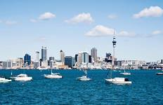 Naturally New Zealand with Sydney Tour