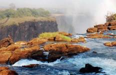Wilds of Botswana & Victoria Falls with Cape Town & Kruger National Park Area Tour