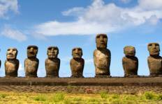 Patagonia & Chilean Fjords with Easter Island Tour