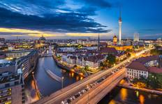 Europe on Shoestring: London to Berlin Tour