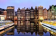 Paris, Brussels and Amsterdam Tour  Tour