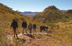 Larapinta 9 Day Self Guided Trek Tour