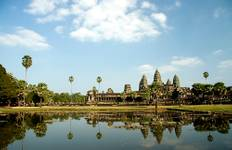 Tomb Rider and the Temples of Angkor Tour