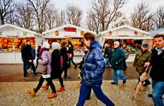 Christmas Market Hopping Tour