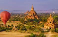 Myanmar, Vietnam & Cambodia Connection Tour