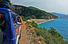 4×4 Tour in Albanian Coastline Tour
