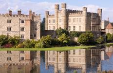 Leeds Castle, Canterbury and Dover - From London Tour