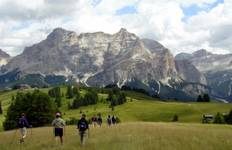 Dolomites Self-Guided Walking Tour